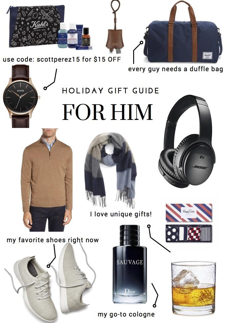 Gift guide for him scott perez gift guide for him solutioingenieria Choice Image