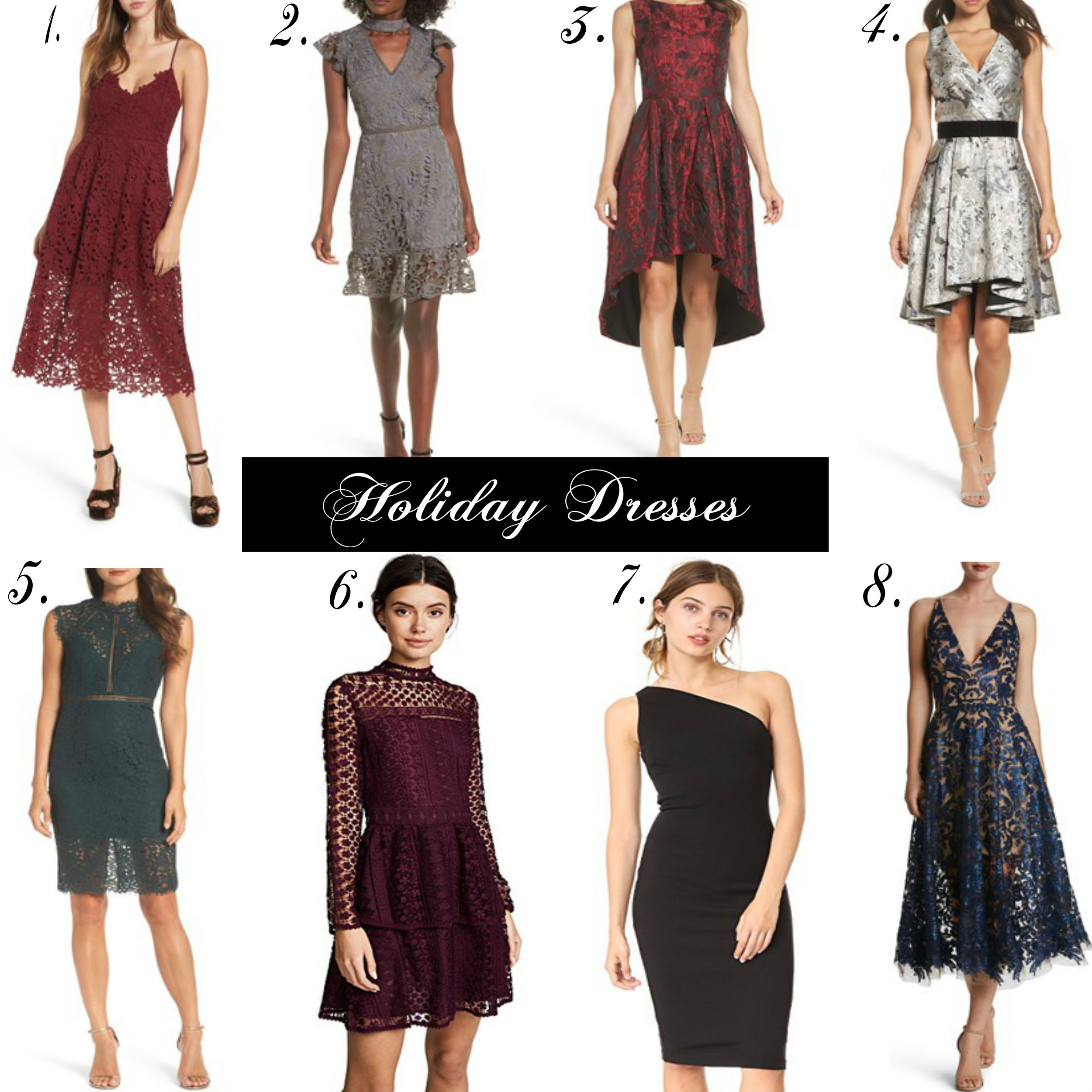 ad3dd035f5102 We always have a few Holiday parties that require dressing up so I'm always  on the hunt for a great dress that will fit the bill for all of them.