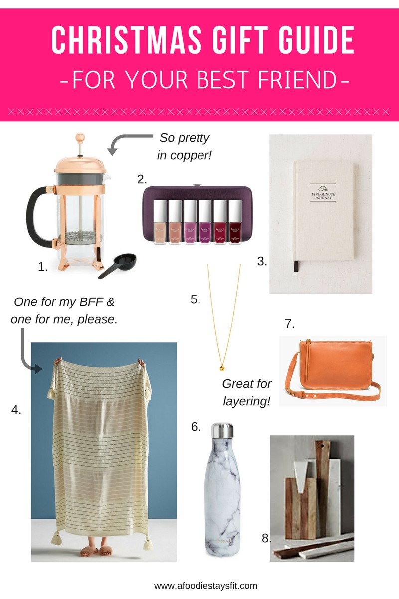 Gift Guide for Her 2017 - best gifts for your girlfriend, BFF, mom ...