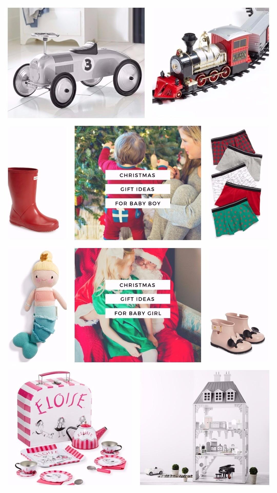 Christmas Gift Guide for Little es Bella Bliss Christmas