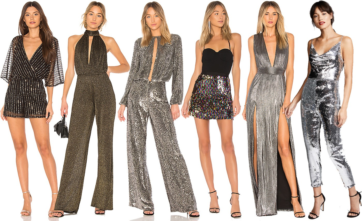 Every Year I Write A Post Rounding Up The Best Sparkle Outfits To Wear For New Years And This Selection Is Exquisite