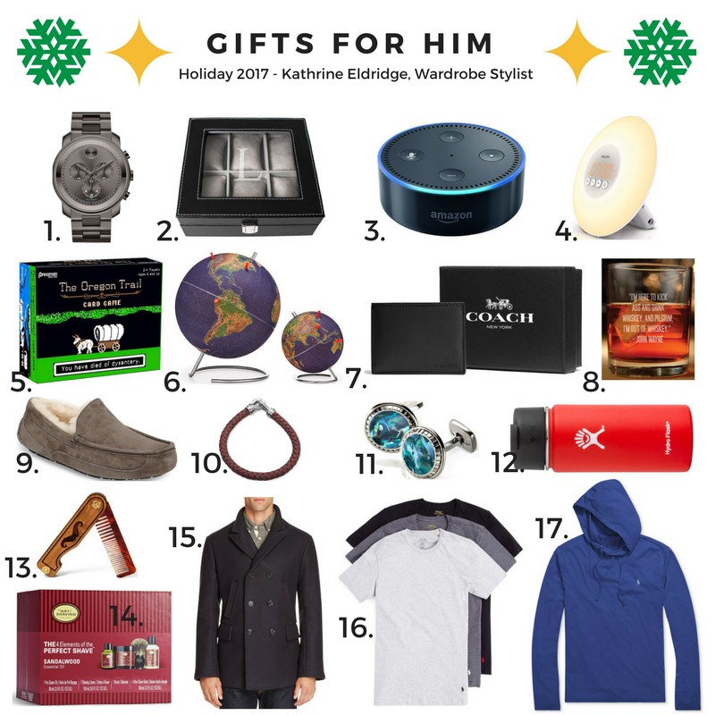 best gifts for him holiday 2017 - Best Christmas Gifts For Him