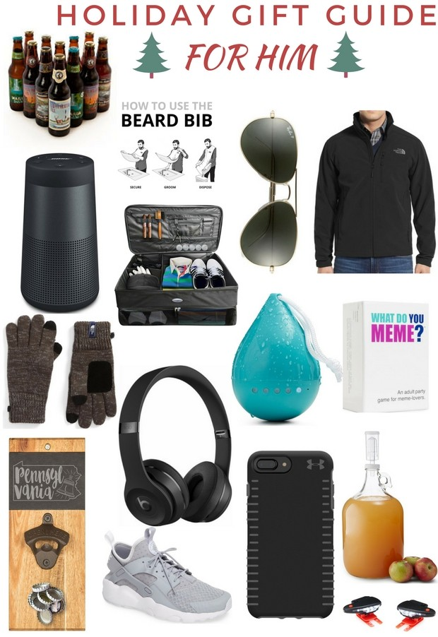 Holiday Gift Guide For Him Mommy In Heels