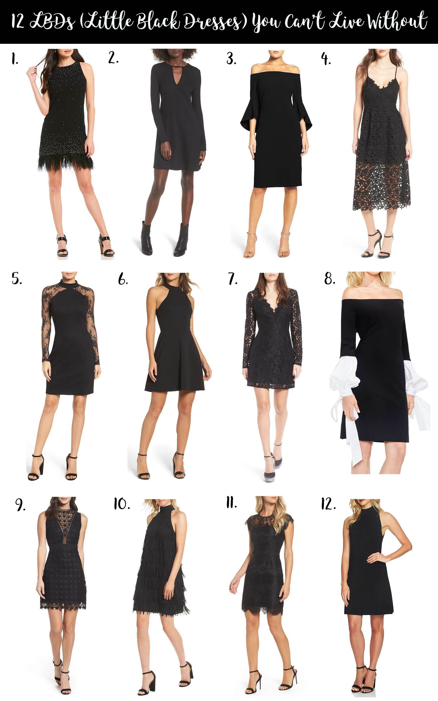 5d3549a55f Shop Little Black Dresses Online - Data Dynamic AG