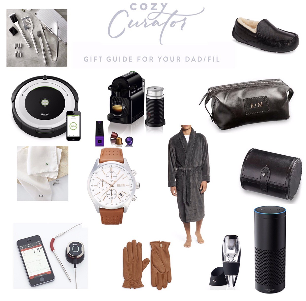 Gift Guide For Your Father Father In Law The Cozy Curator