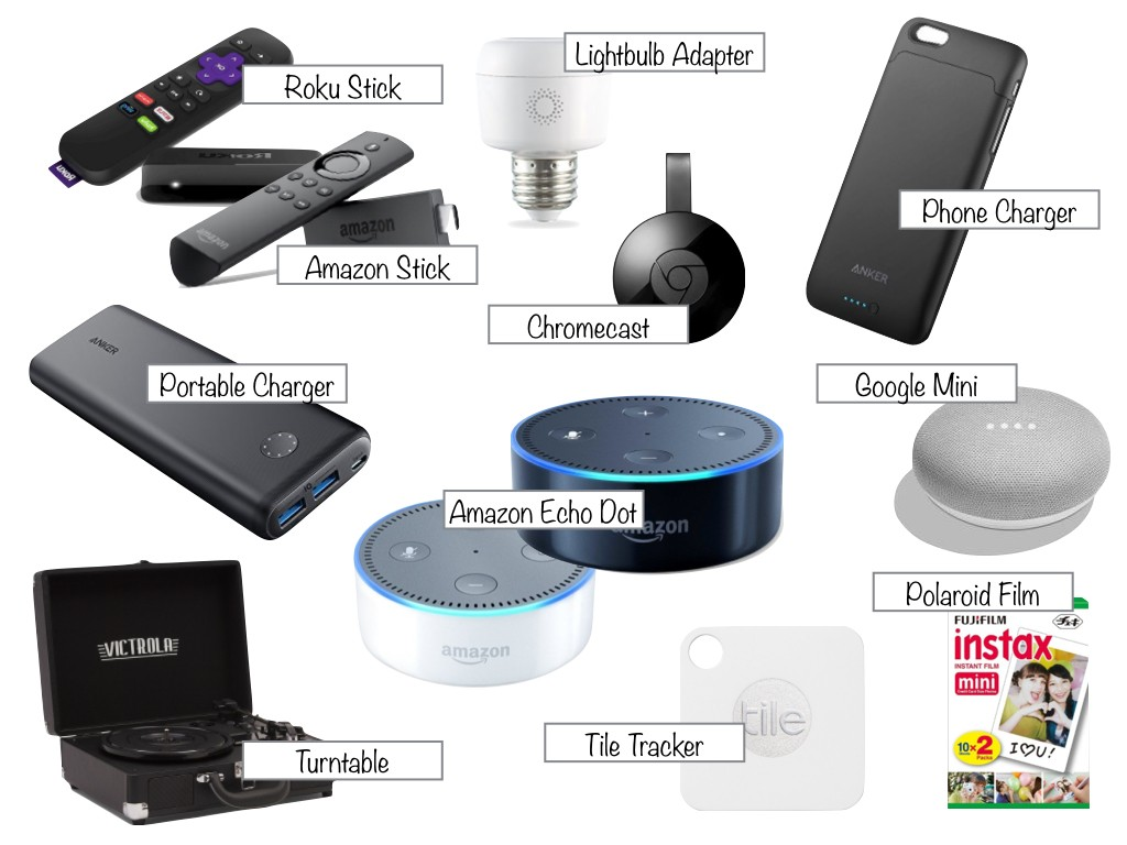 Top 8 Tech Gifts Under 50