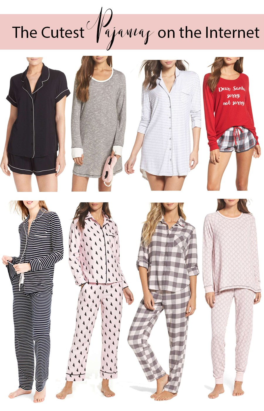 The Cutest Pajamas on the Internet - Love Amy Cotton