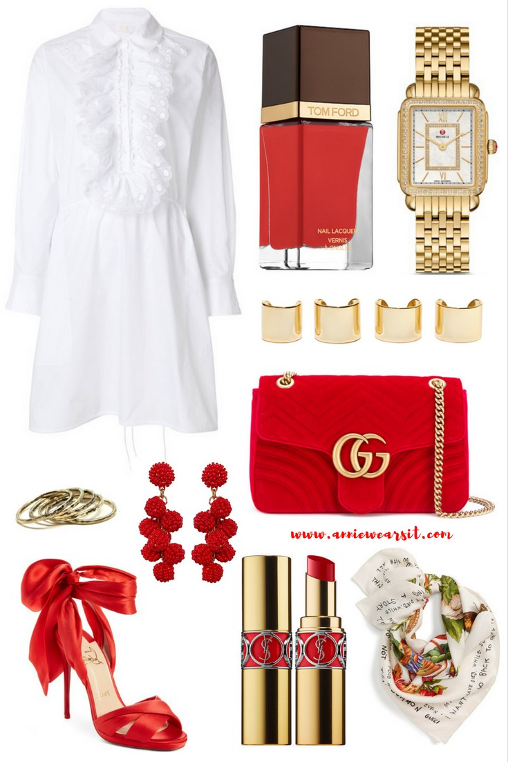 Valentine S Day Outfit Inspiration Lookbook Anniewearsit