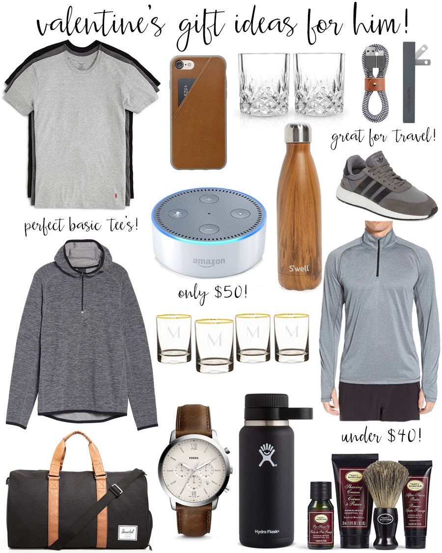 valentine\'s day gift ideas for your man! - Lauren Kay Sims