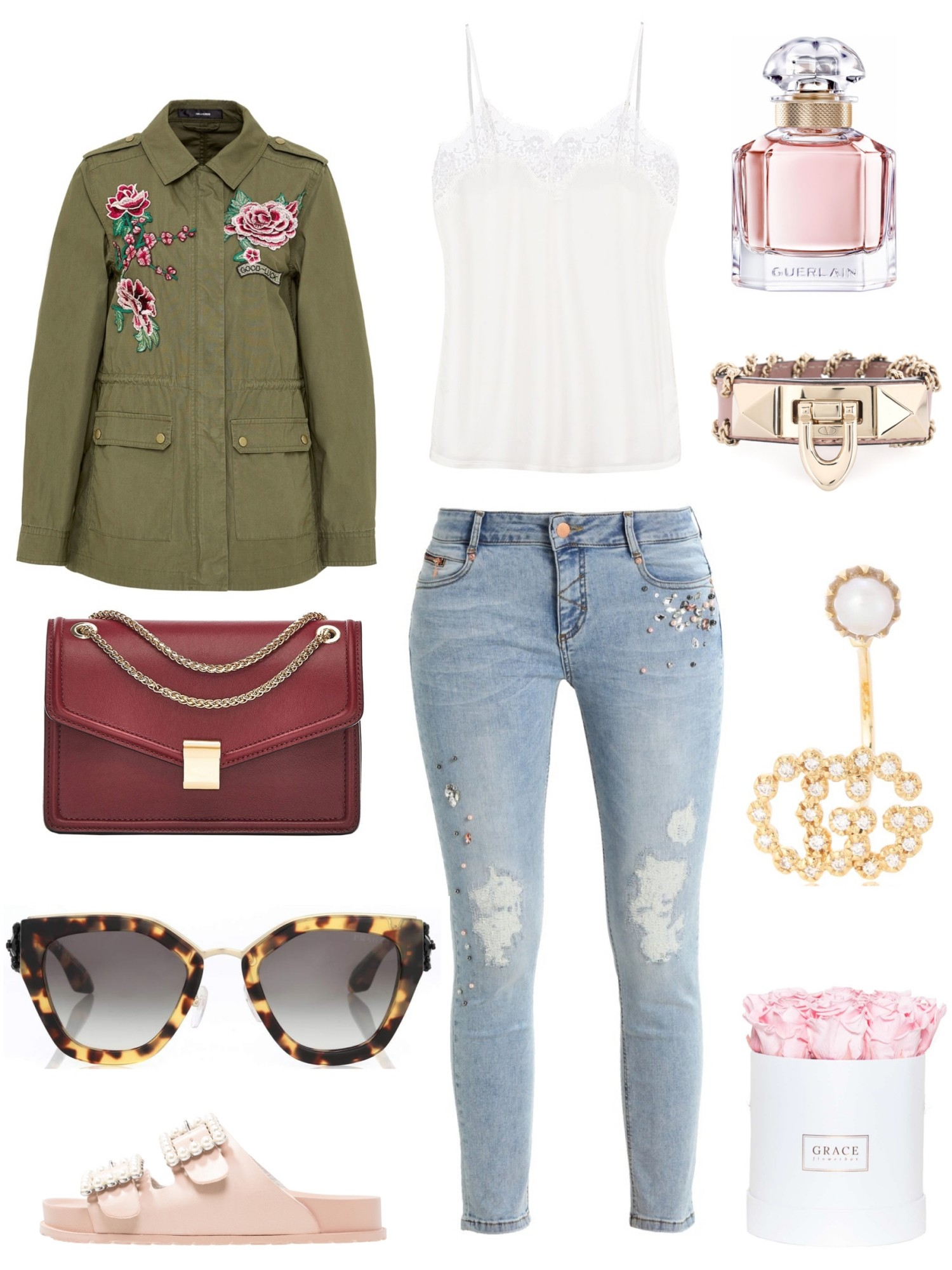 Outfit Inspiration So Ready For Spring With Cool New Items