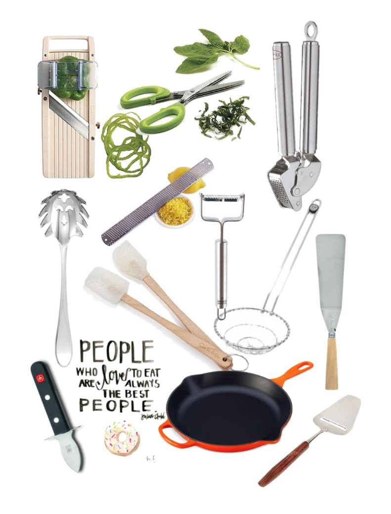 The Top Twelve Must Have Kitchen Tools » Jessica Brigham