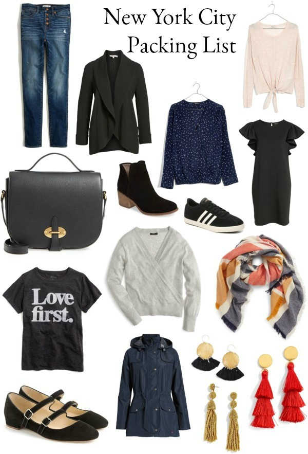721dd4c1e0d9 My New York City Packing List will help you to make sure that you pack  everything you need