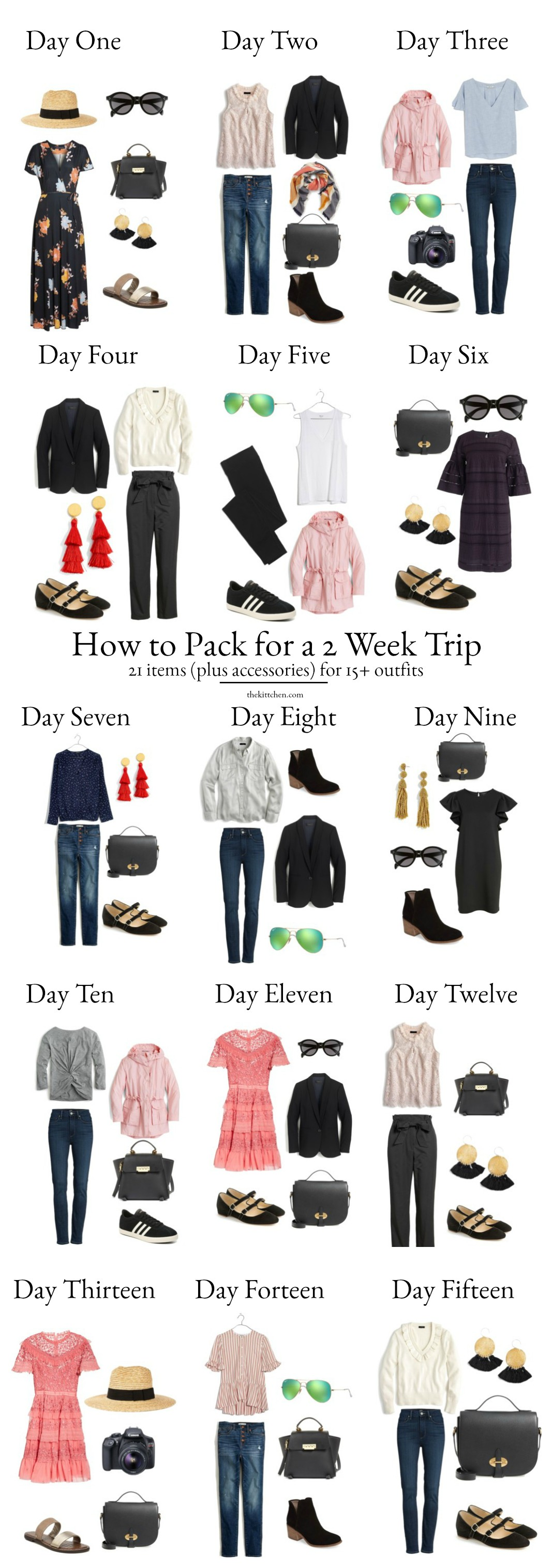 db96f5035f0 A Complete Europe Packing List - What You Need for 2 Weeks in Europe