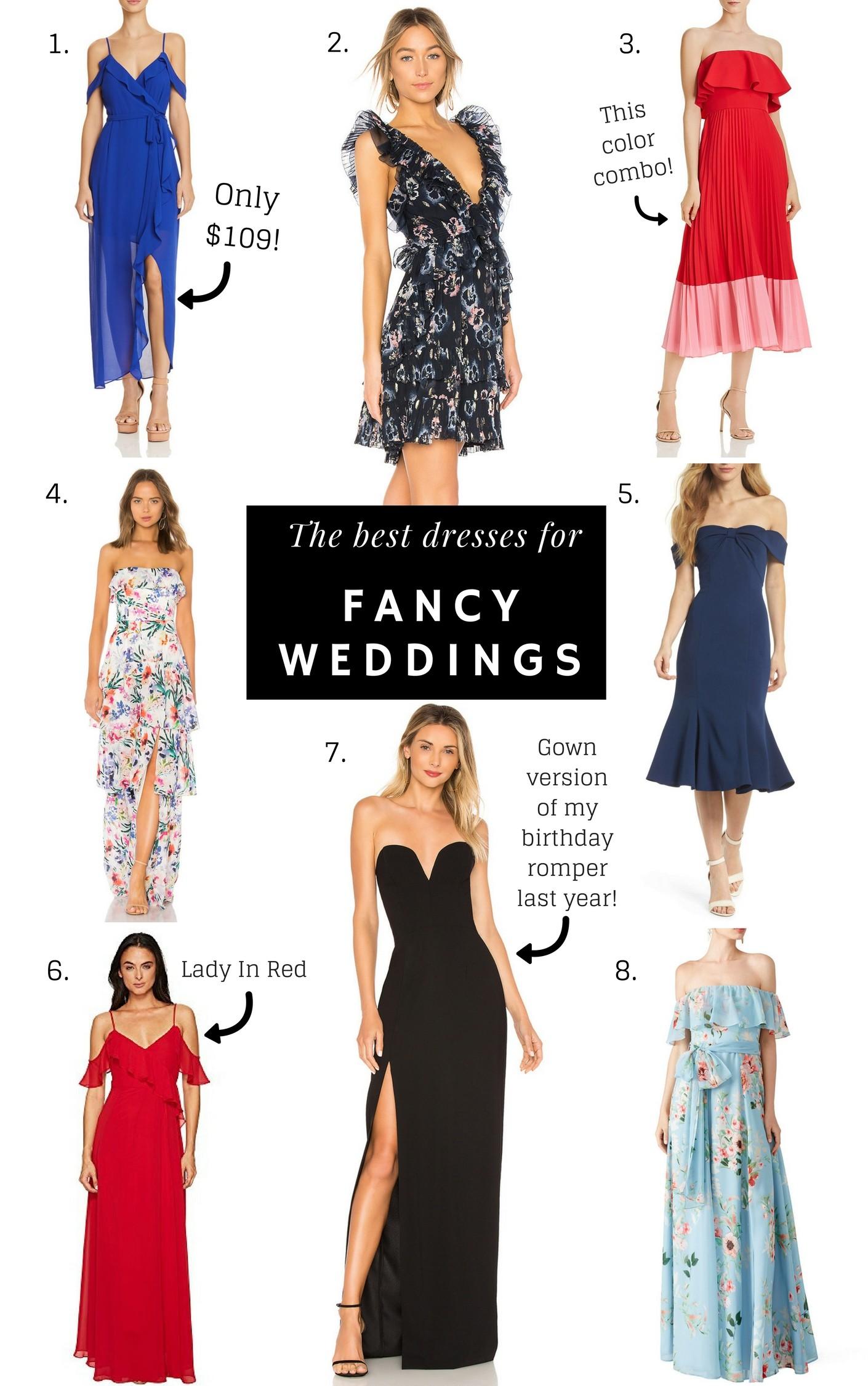 d0b883d4ef0 The Ultimate Wedding Season Dress Guide for 2018 - Lake Shore Lady