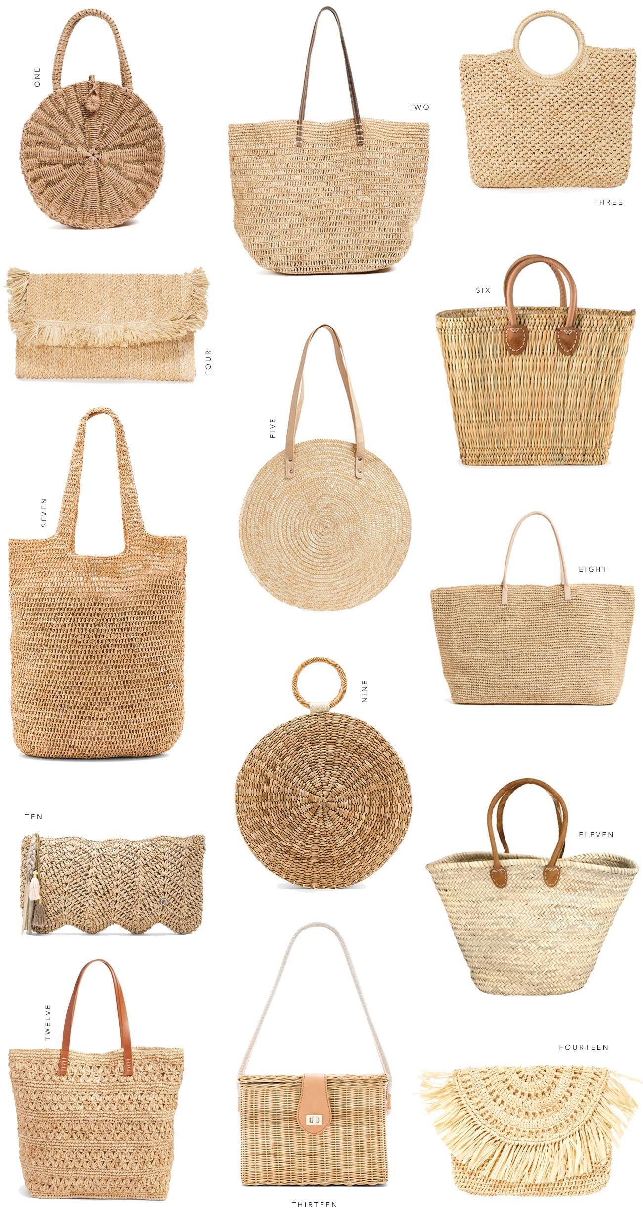Image result for summer woven bag