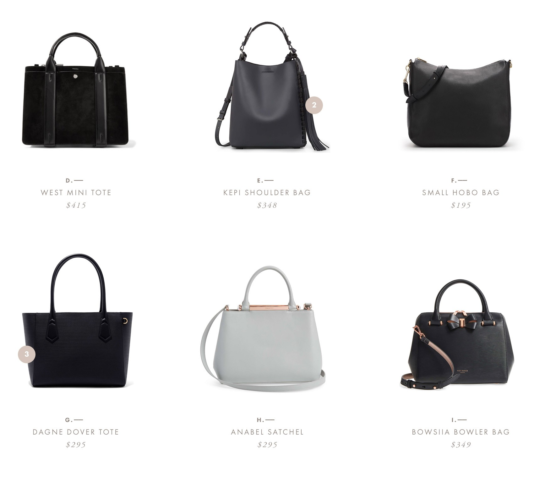 Ask V The Everyday Handbag Victoria