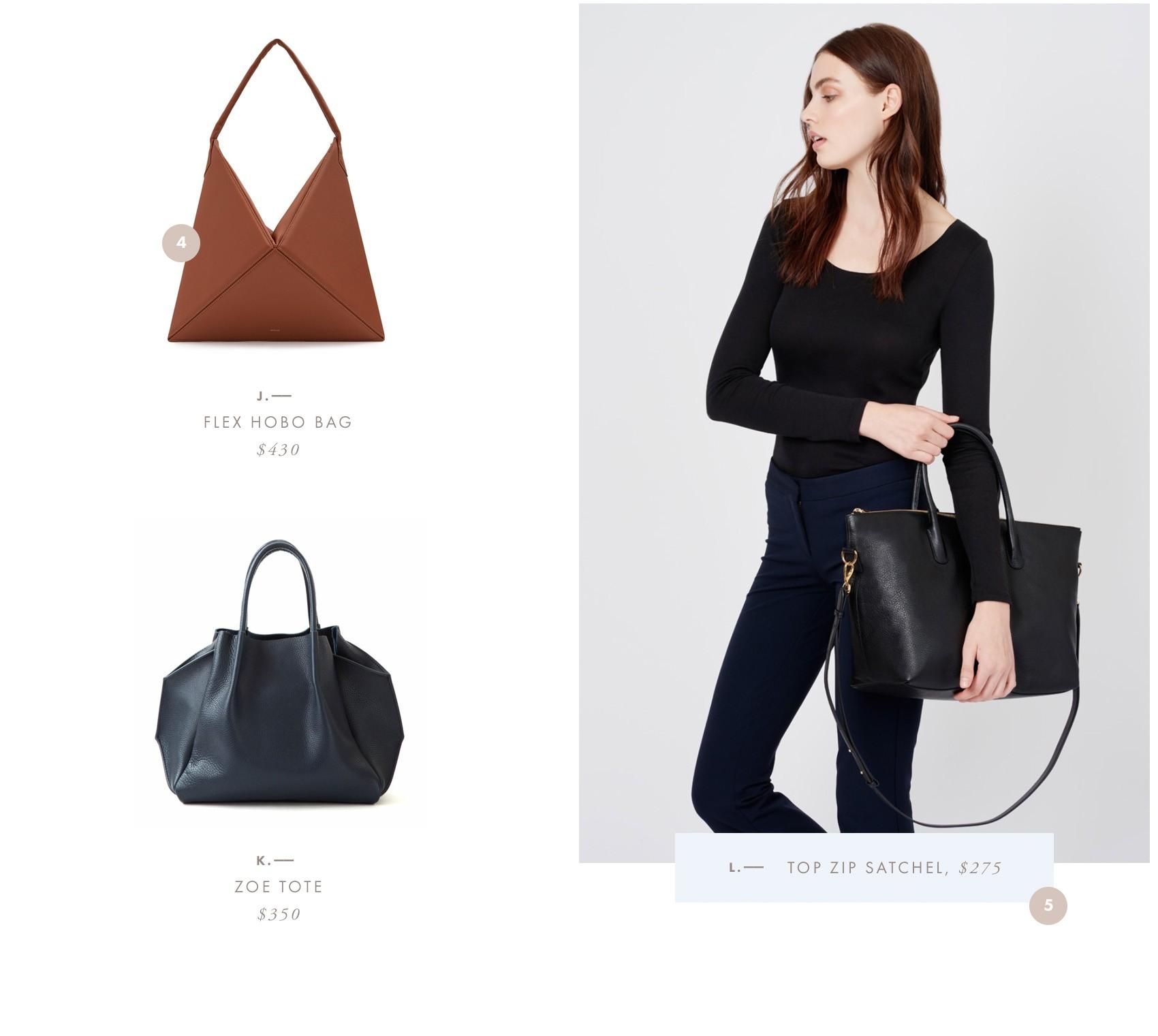 aa8a8672bab Ask V  The Everyday Handbag - Victoria McGinley Studio