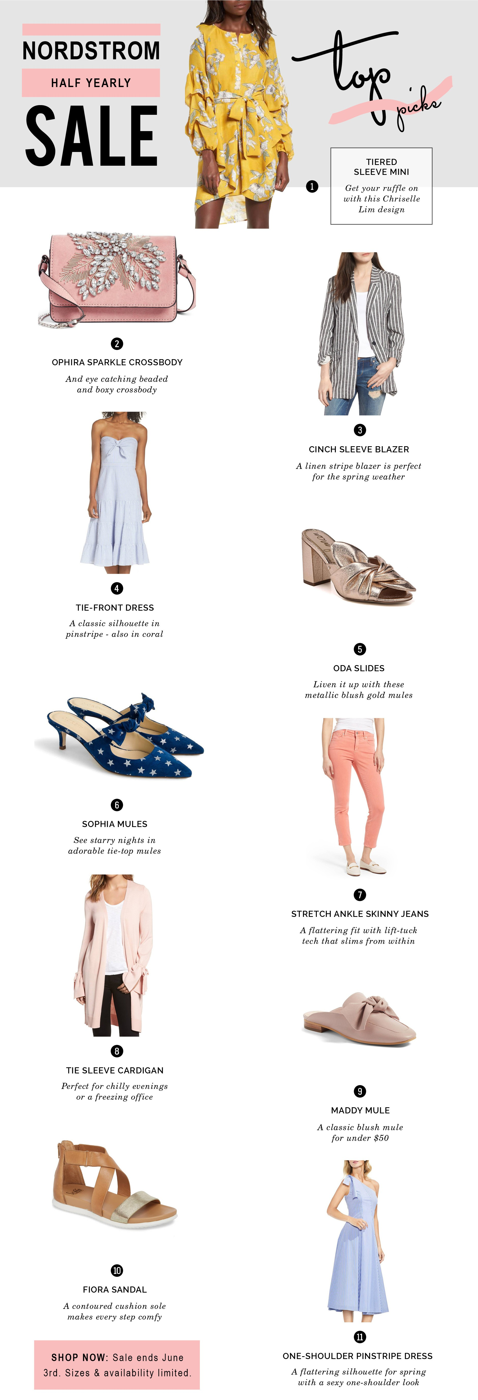 16fba883a6c The Nordstrom Half Yearly Sale is here. Find awesome deals on spring styles  at up to 40% off. I ve scoured the entire sale so you don t have to. Shop  my top ...