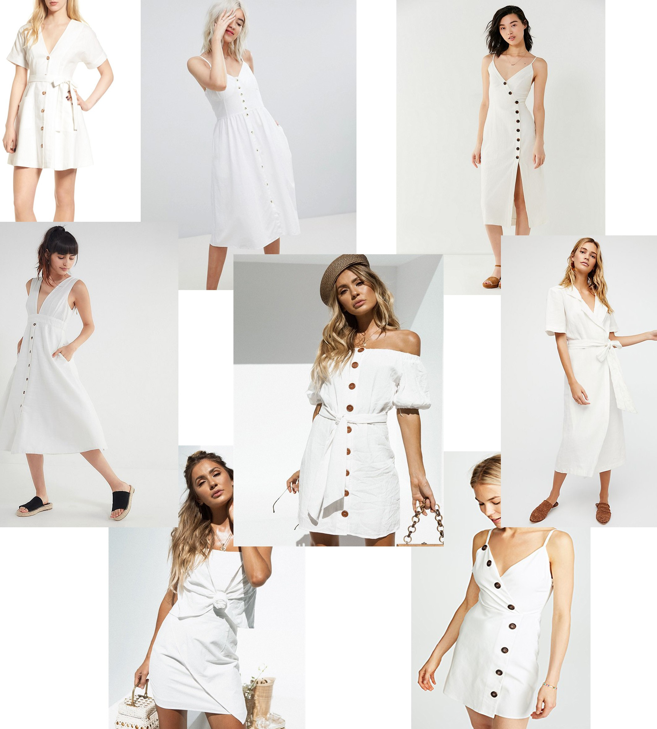 08569c3327 Trend report- White Linen Dress - Flaunt and Center