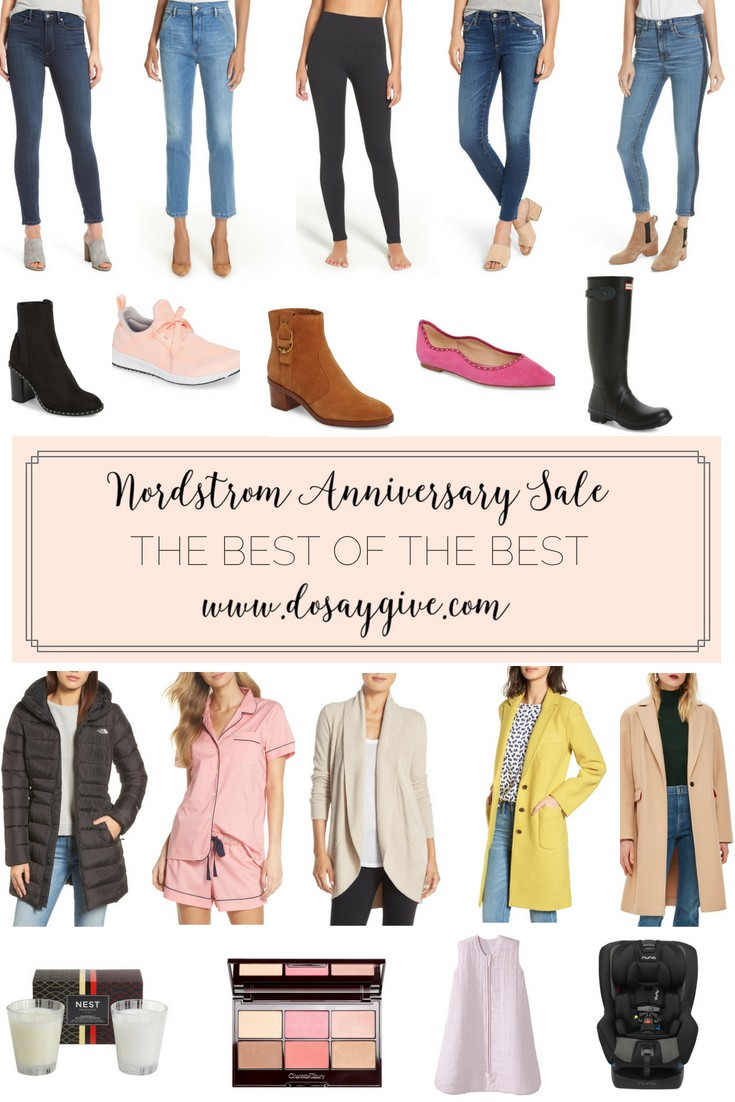Nordstrom Anniversary Sale 2018: The Best of the Best!