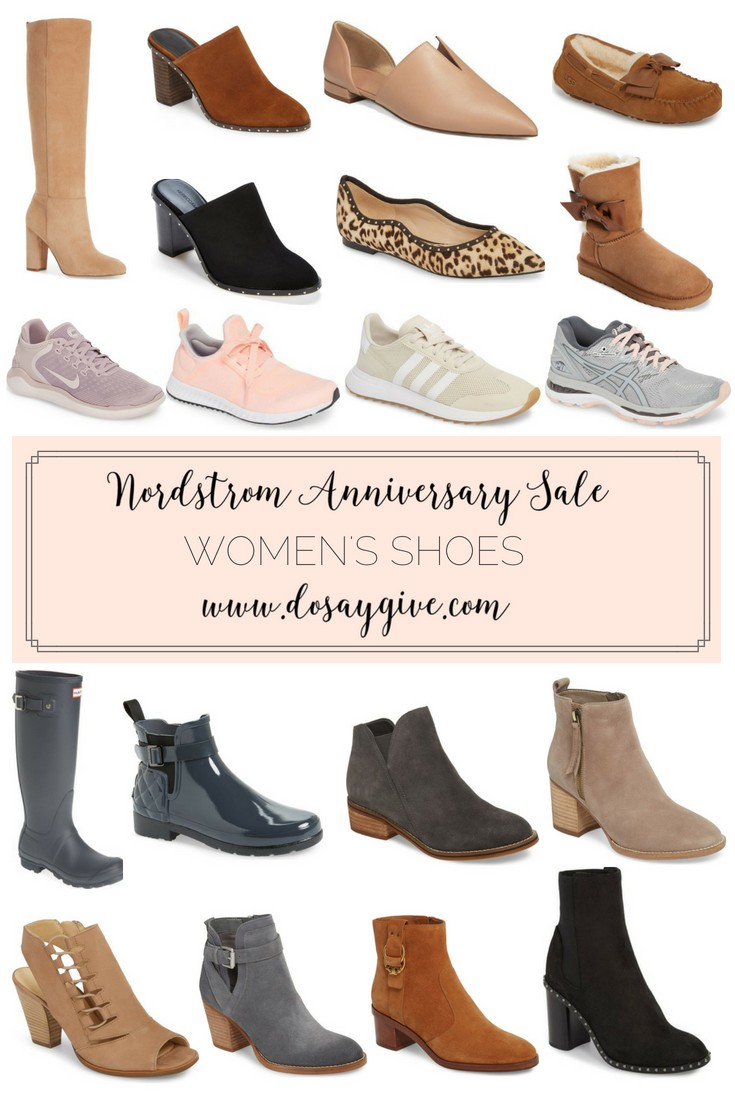 9af62dc6fdb The Nordstrom Anniversary Sale started today for cardmembers and the shoe  selection this year is amazing! I headed to the shoe department first thing  this ...