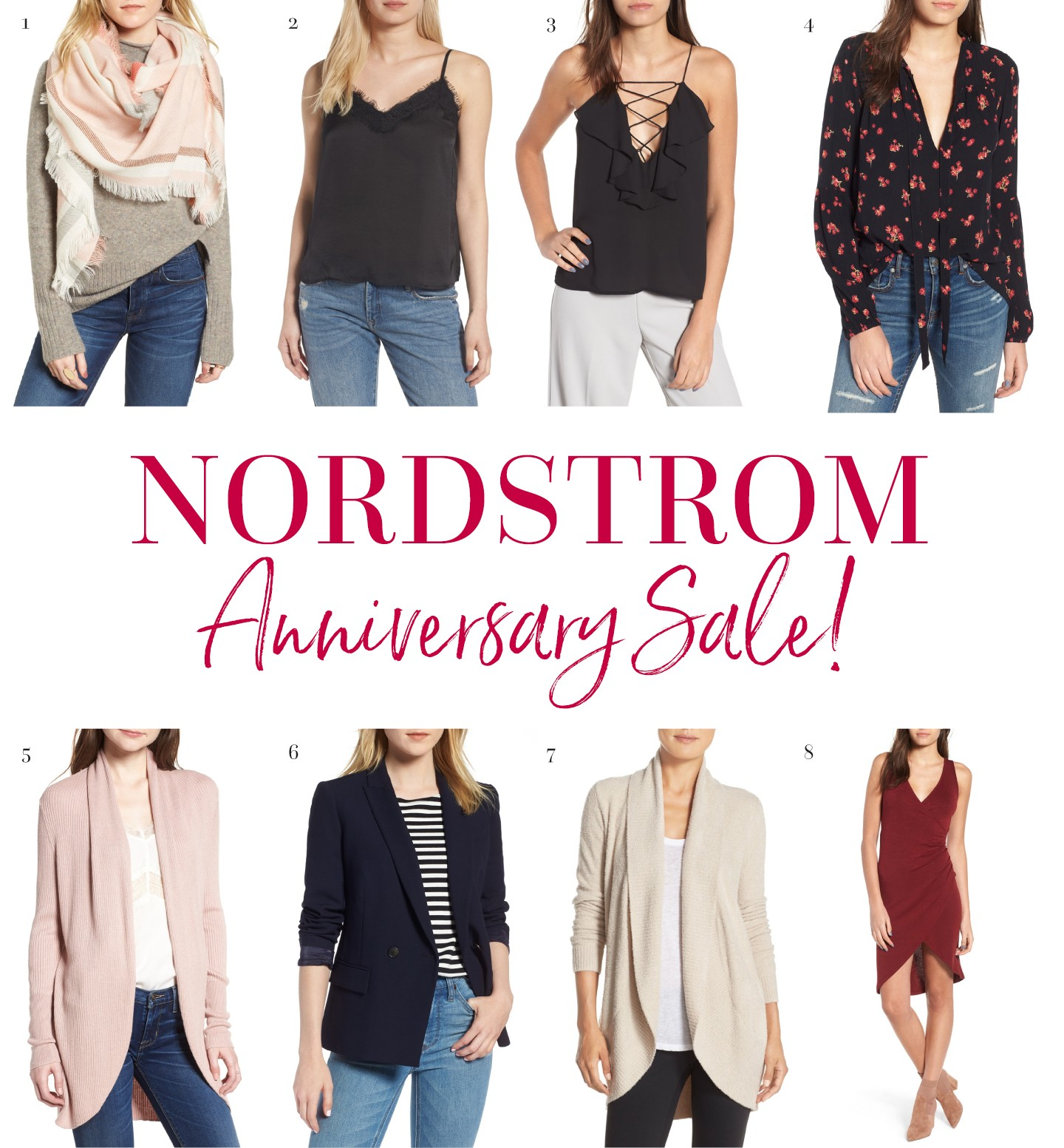 4c95266ef Nordstrom Anniversary Sale - What I Bought! - Chase Amie