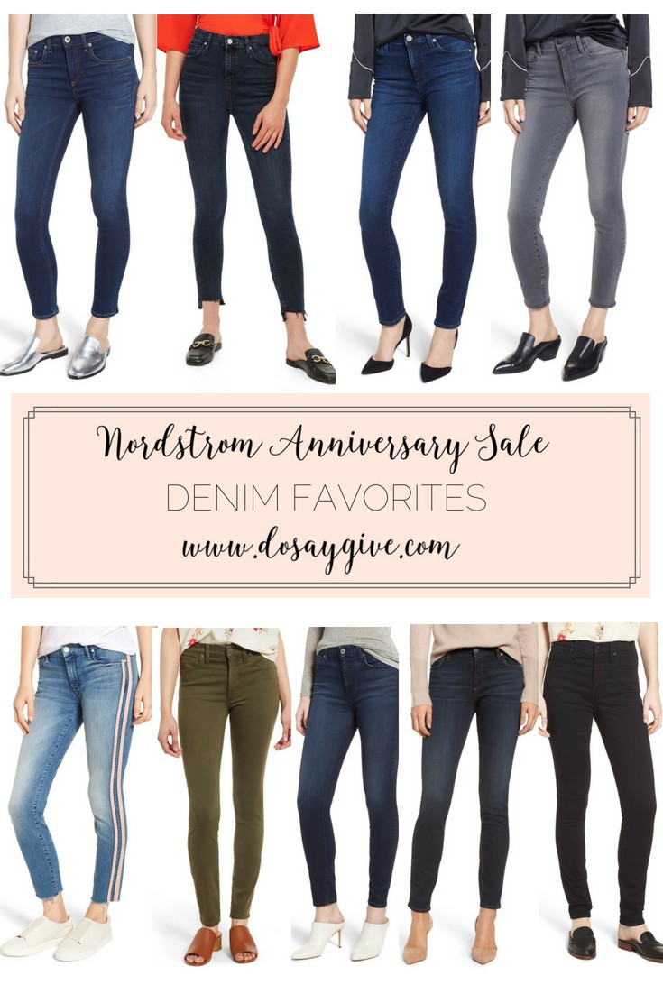 a3bb05e854d Jeans are one of the best values in the Nordstrom Anniversary Sale and  after trying a BUNCH on the other day I am excited to share my favorites