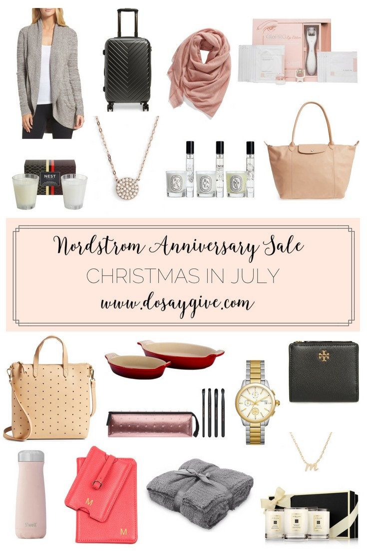 Christmas In July Sale Ideas.Christmas In July Holiday Gift Ideas From The Nsale
