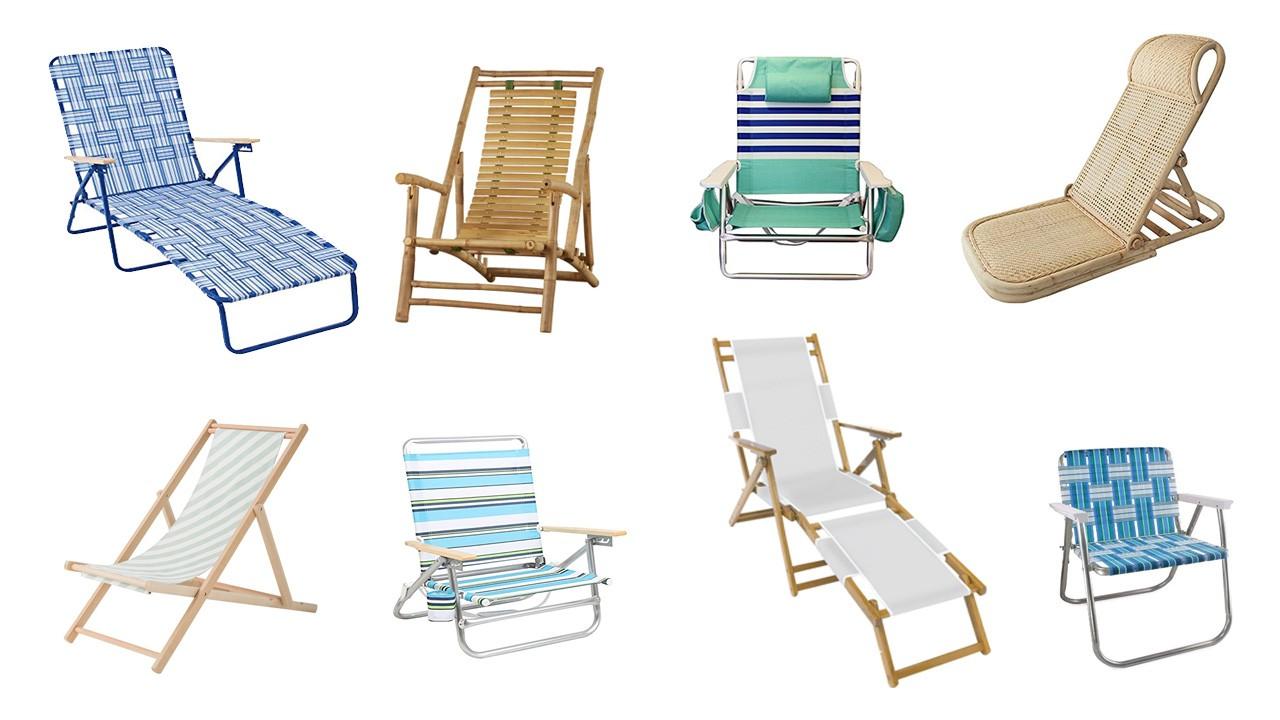 My Favorite Beach Chairs