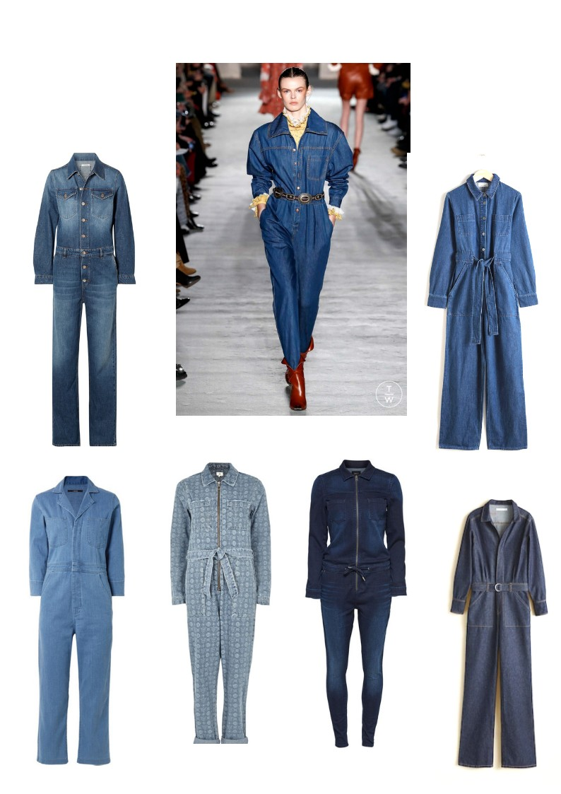 037e69ba73f DO IT IN ONE WITH THE DENIM BOILER SUIT TREND - ilovejeans.com