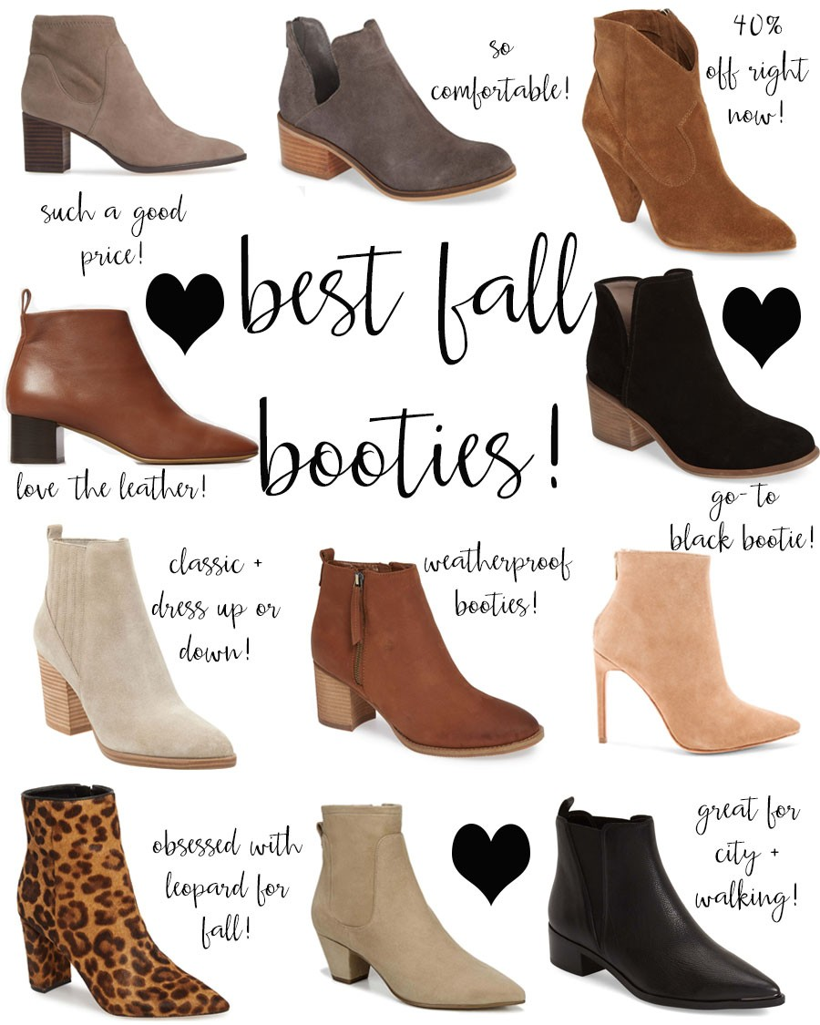 fall booties my top picks lauren kay sims