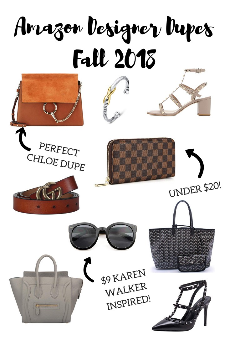 c0c27389ade ... top Amazon designer dupes. Click here to read more about the popular  Amazon fashion brand Ecowish!