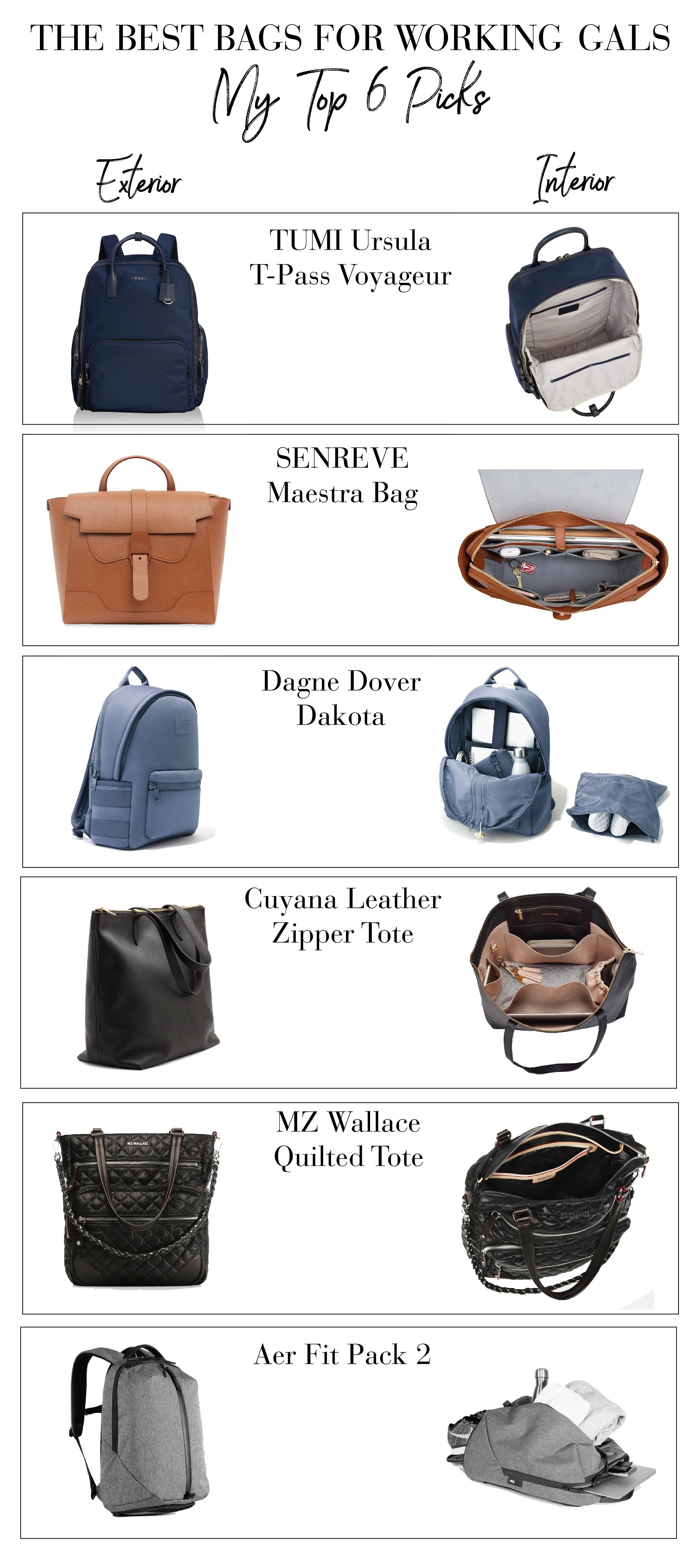 aa668ff3c3004 The Best Bags for Working Women | The Mom Edit