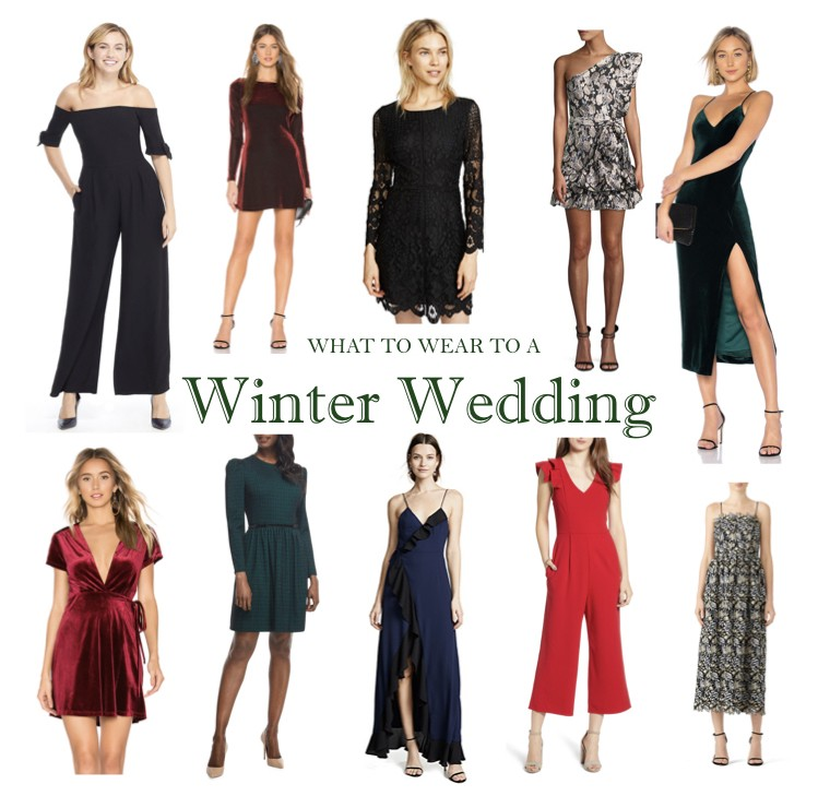 84ff9d85028 What to Wear to a Winter Wedding - Lake Shore Lady