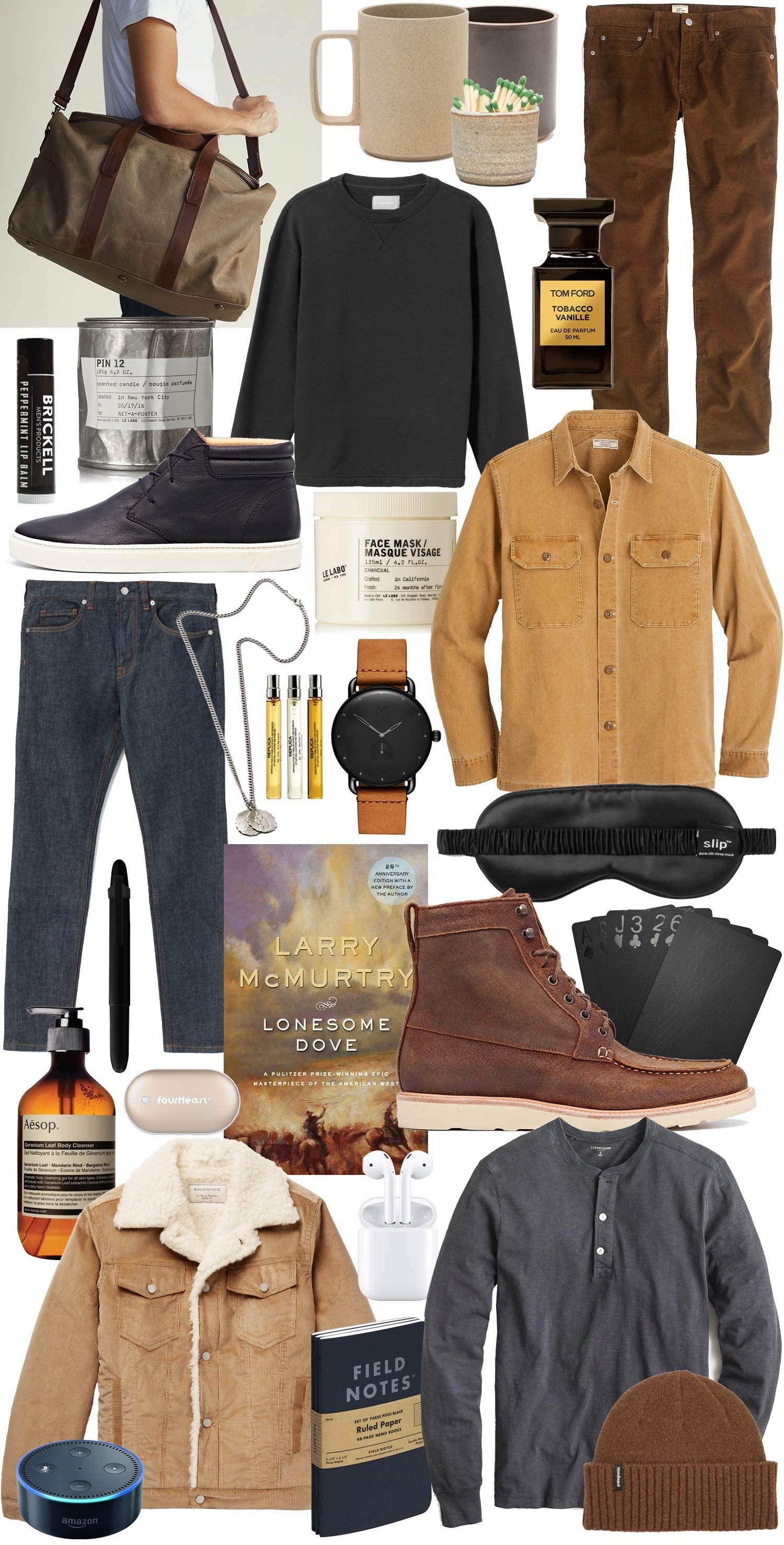 ba0526a810c3 Zack s Complete Men s Gift Guide — Dearly Bethany