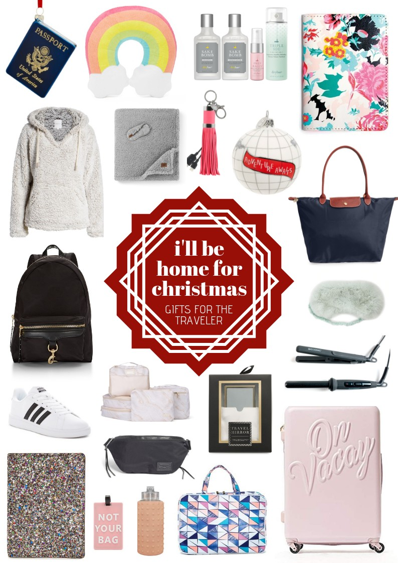 I\'ll Be Home for Christmas: Gifts for the Traveler • Sophisticaition