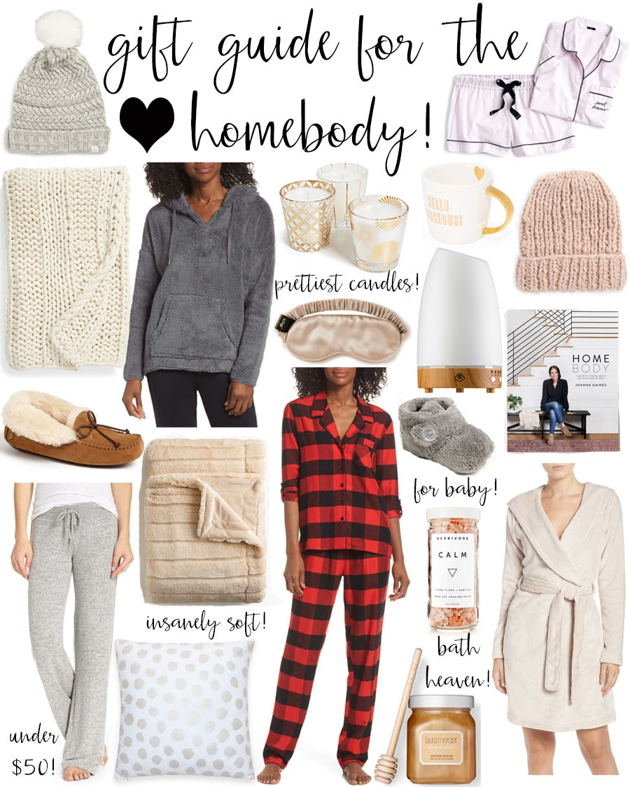ad1273cfc ... set | hello gorgeous coffee cup | blush beanie | Joanna Gaines book |  aromatherapy diffuser | sleep mask | buffalo check pajamas | baby ugg  booties ...
