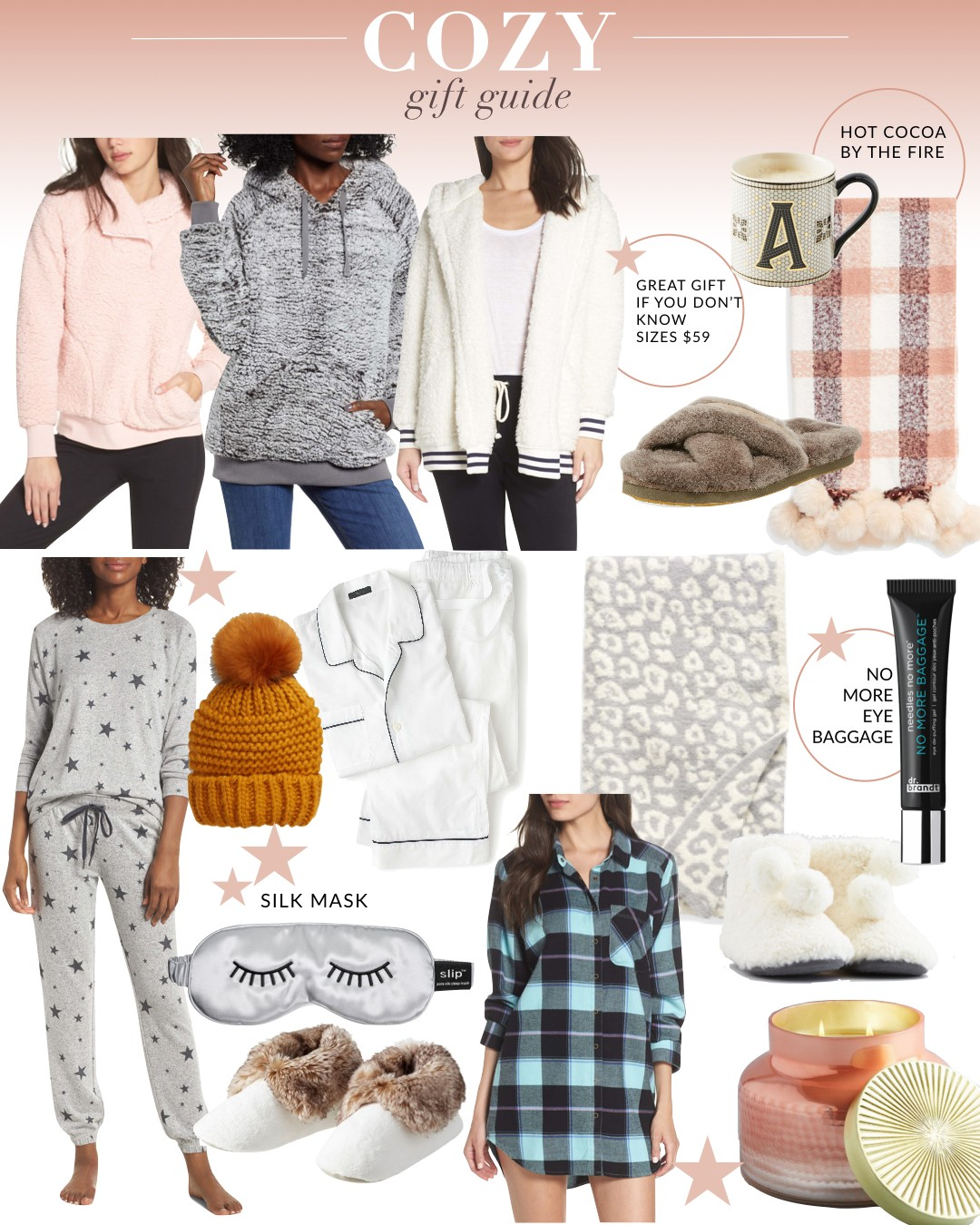 Christmas Gifts for Her: 16 Cozy Gifts For The Homebody On Your List ...