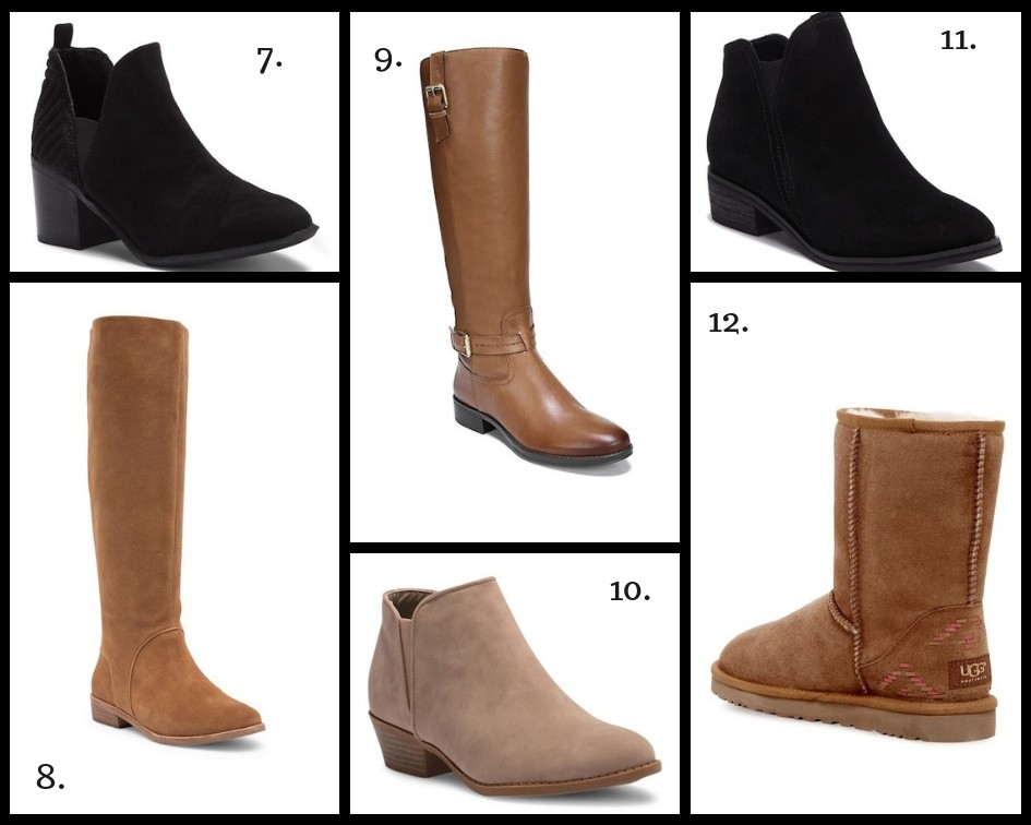 647beb05690 TOP BOOTS & BOOTIES @ NORDSTROM RACK - These Merrilly Days