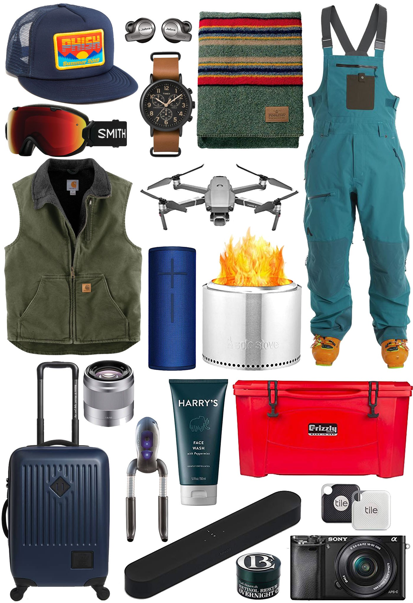 18 + Gifts Ideas For Guys - Blue Mountain Belle