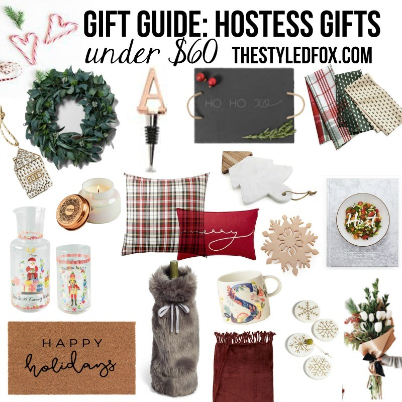 The Best Hostess Gift Ideas Under 60 The Styled Fox