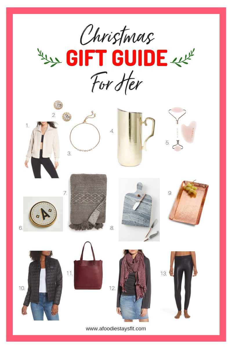 Christmas Gifts for Husband + mom/bestie/sister! - A Foodie Stays Fit