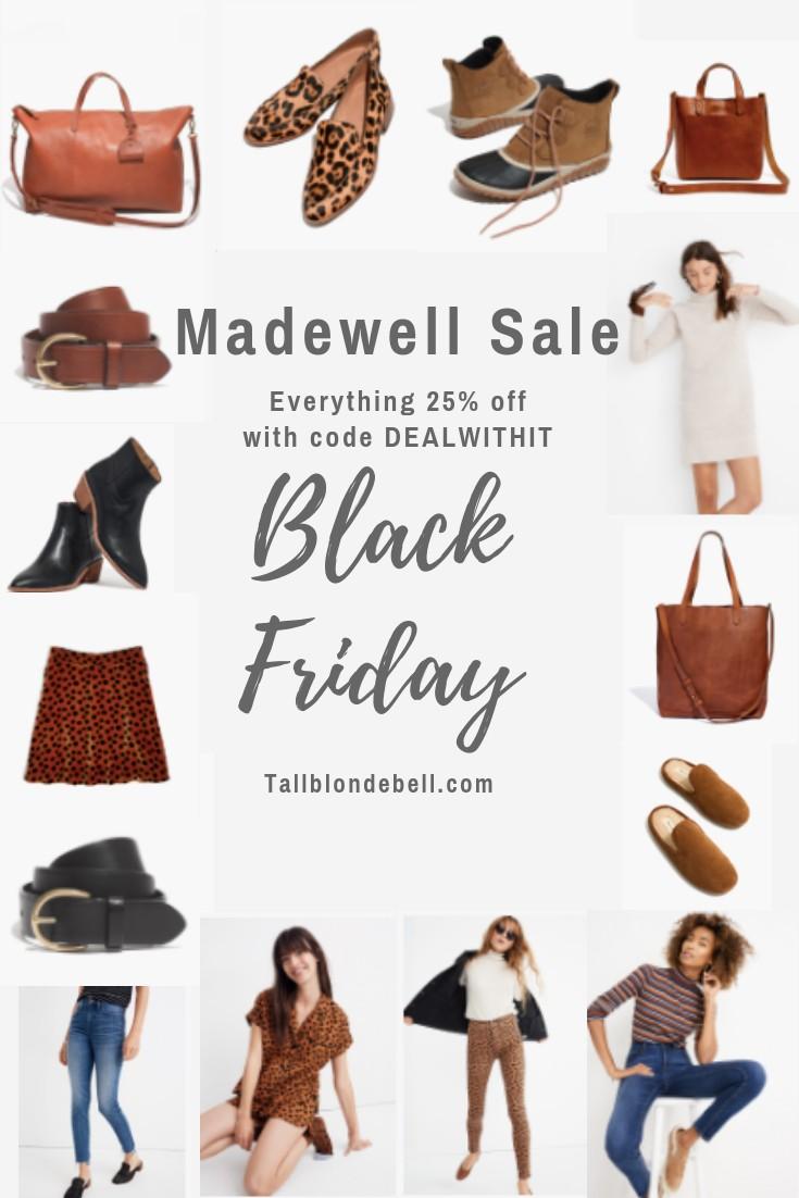 madewell black friday 2020