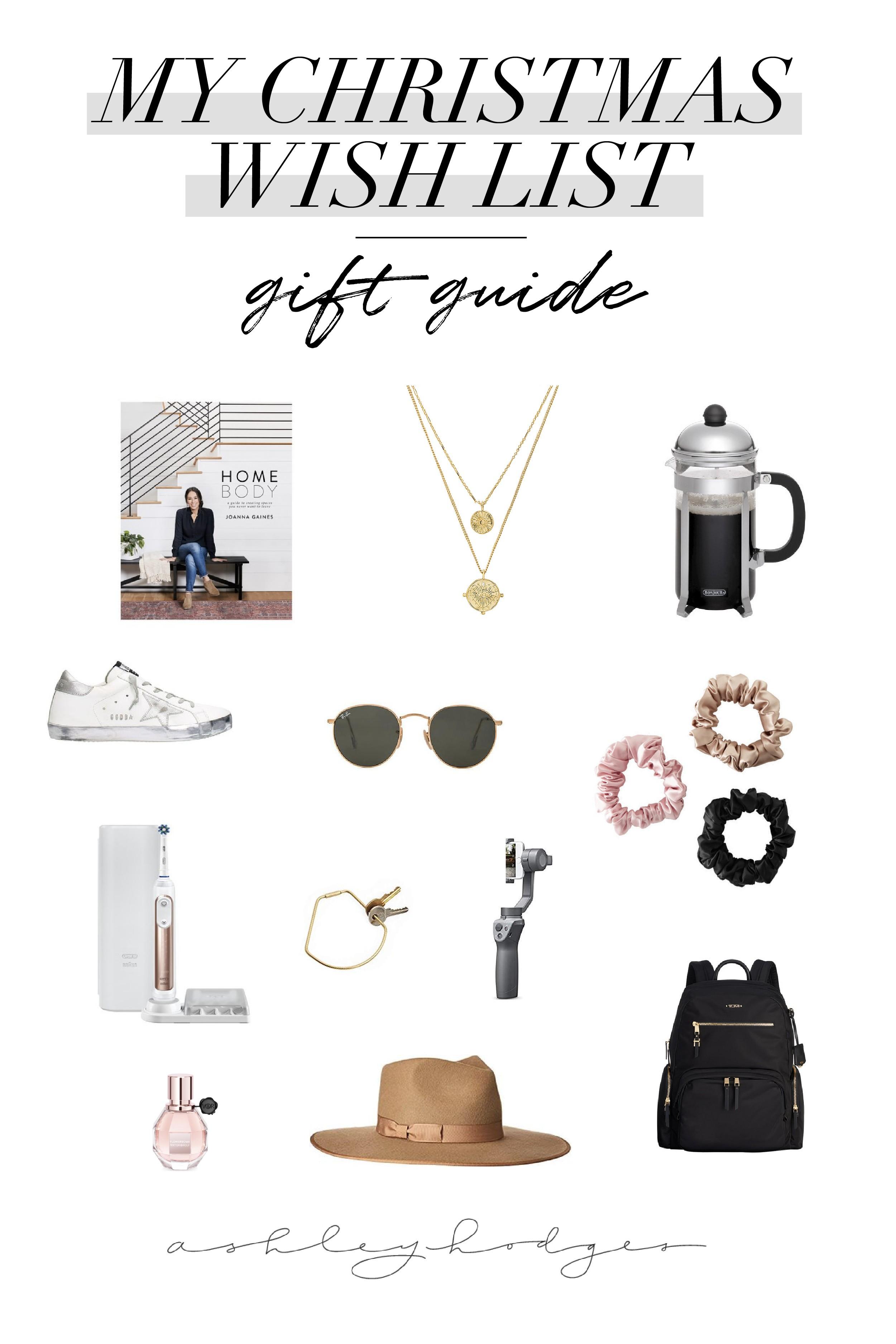 My Christmas Wish List.The Ultimate Christas Wish List Gift Guide Ashley Hodges