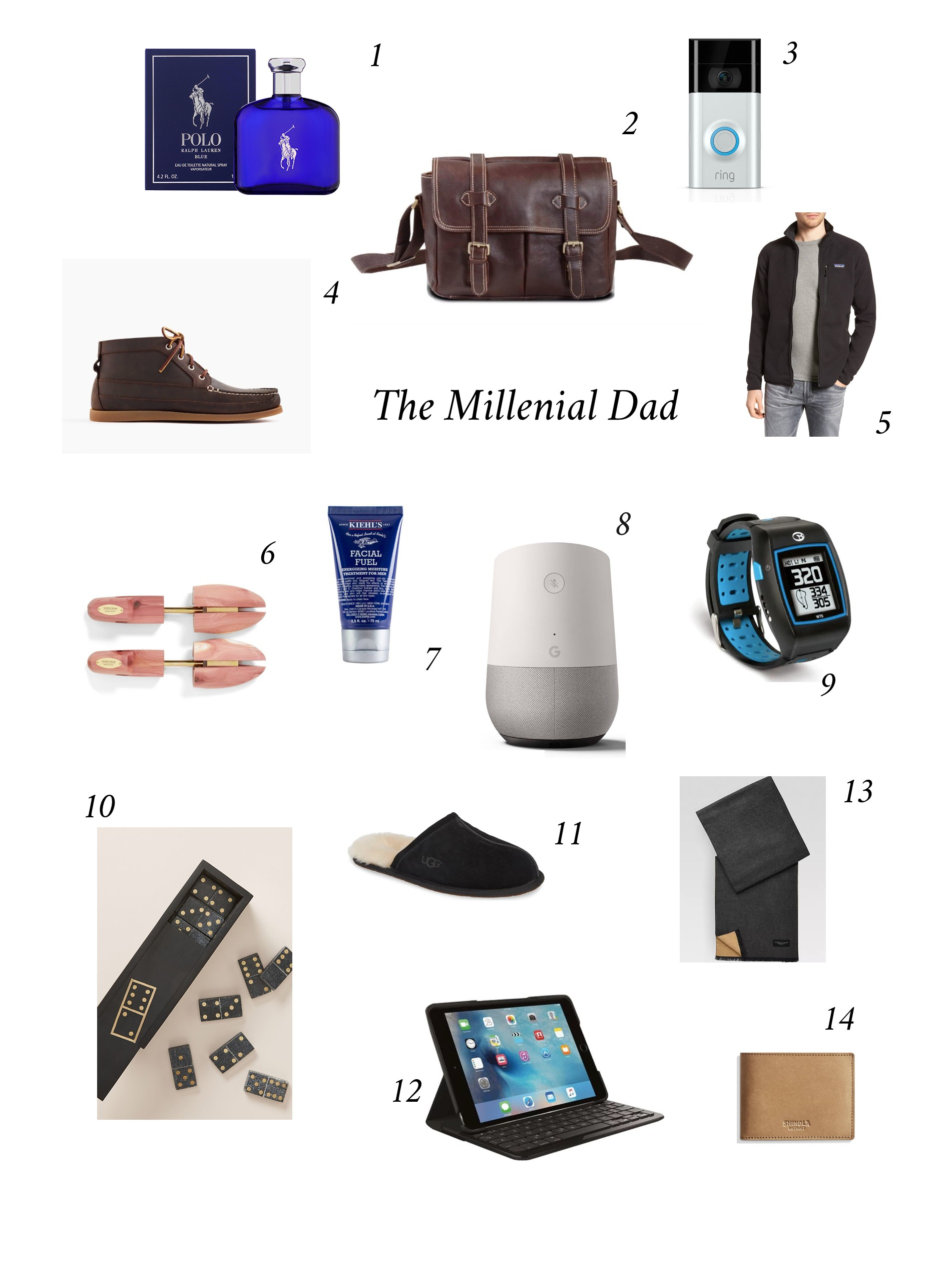 41 Gift Ideas for the Man Who Has Everything | Karina Style Diaries
