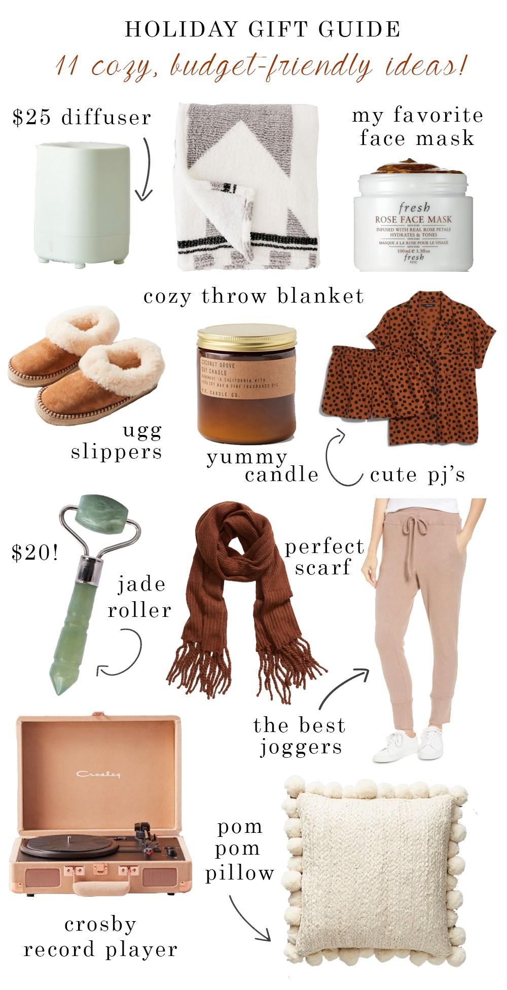 Cozy Gift Guide For The Gals - LivvyLand  205af2de3