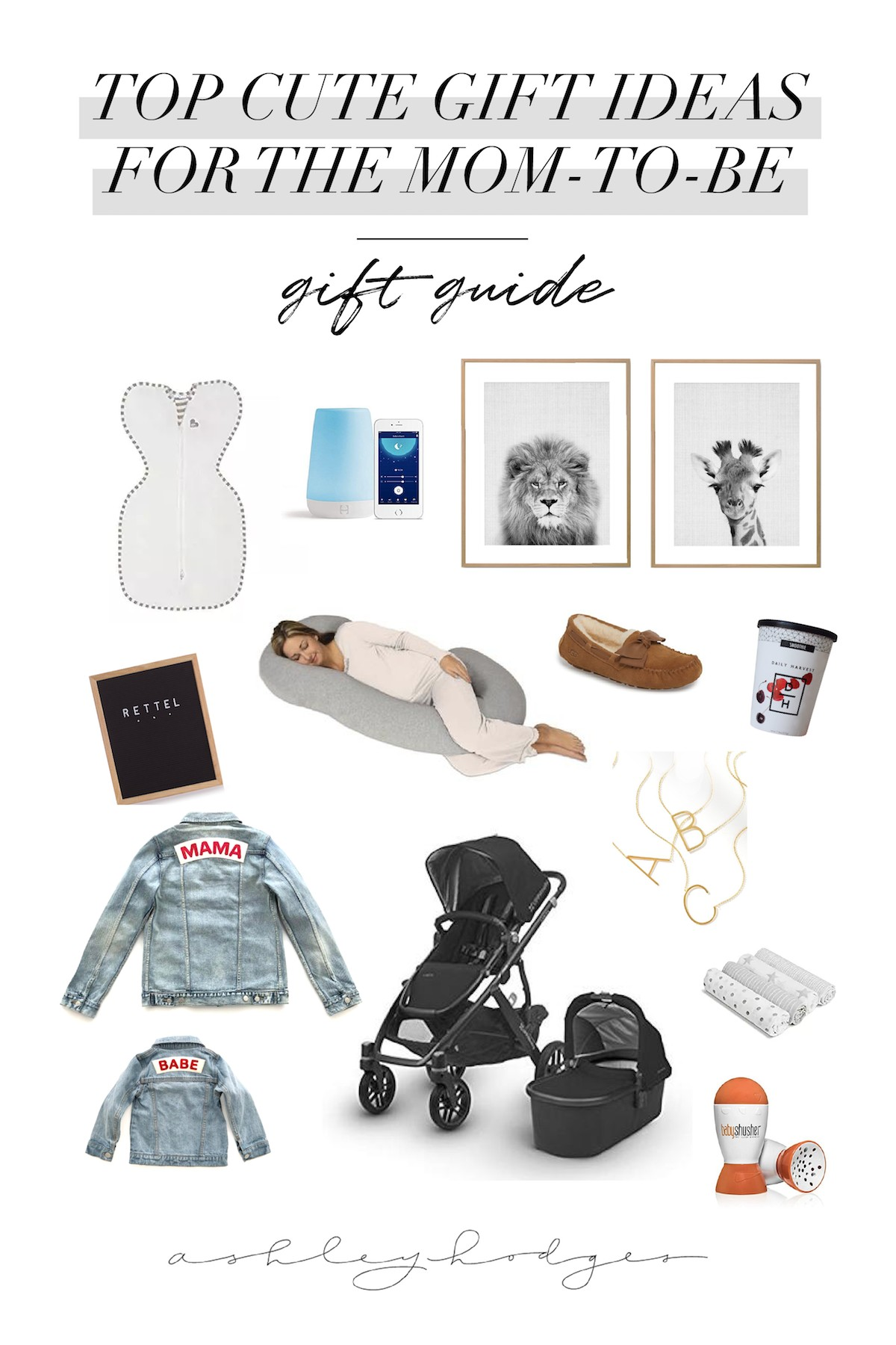 Top Gift Guide Top Gifts For Expectant Moms Ashley Hodges