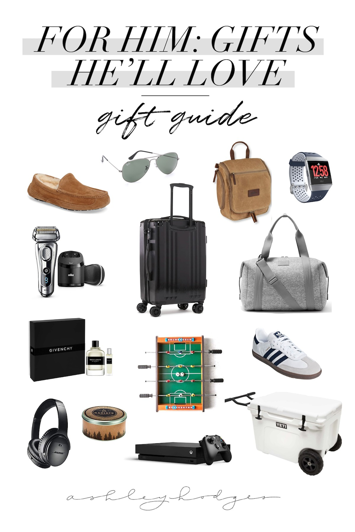 4cf0dbfc7fb Top Gift Guide  Unique Holiday Gifts For Him That He ll Love
