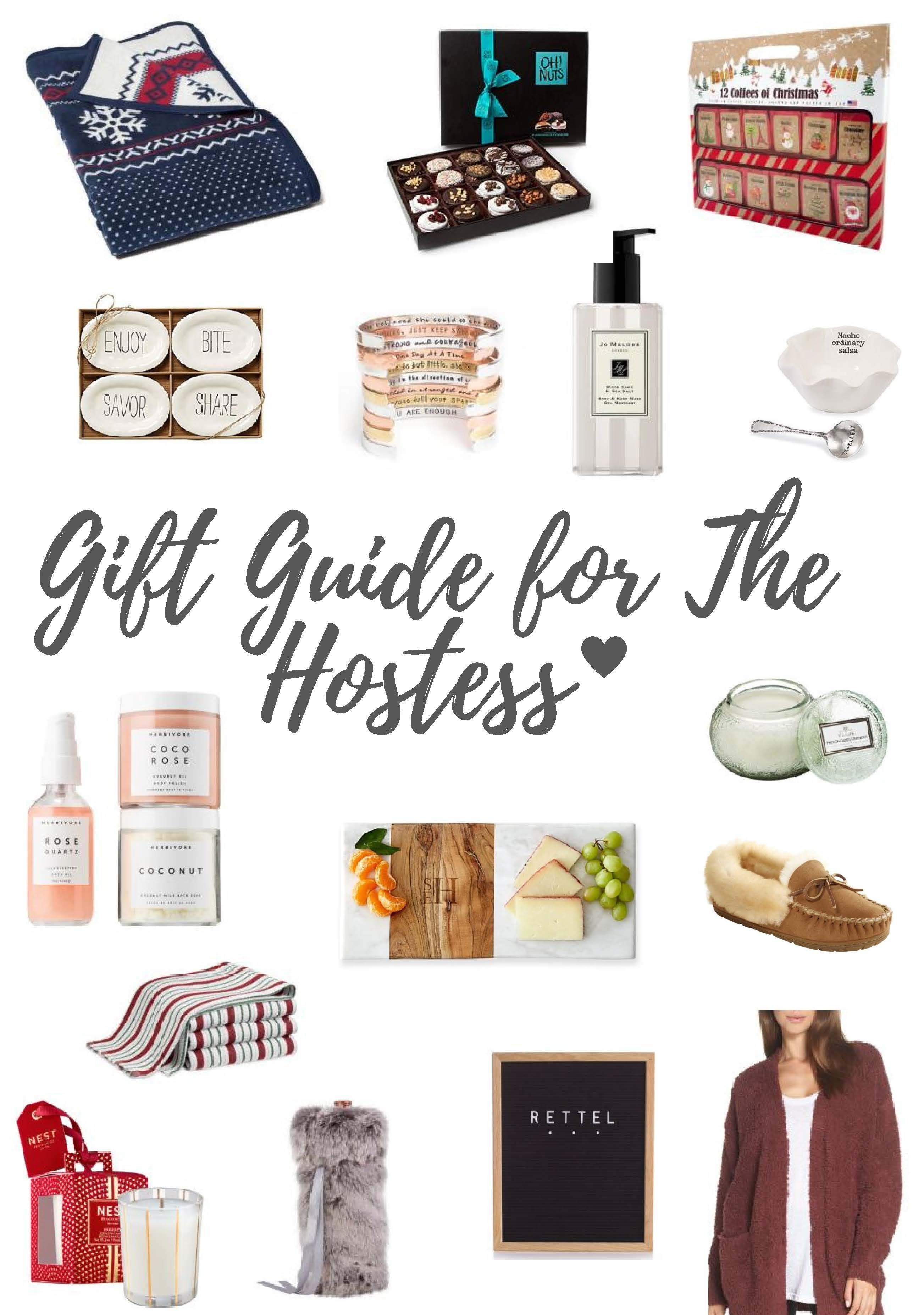 Best Hostess Gifts Kelsey Lynn