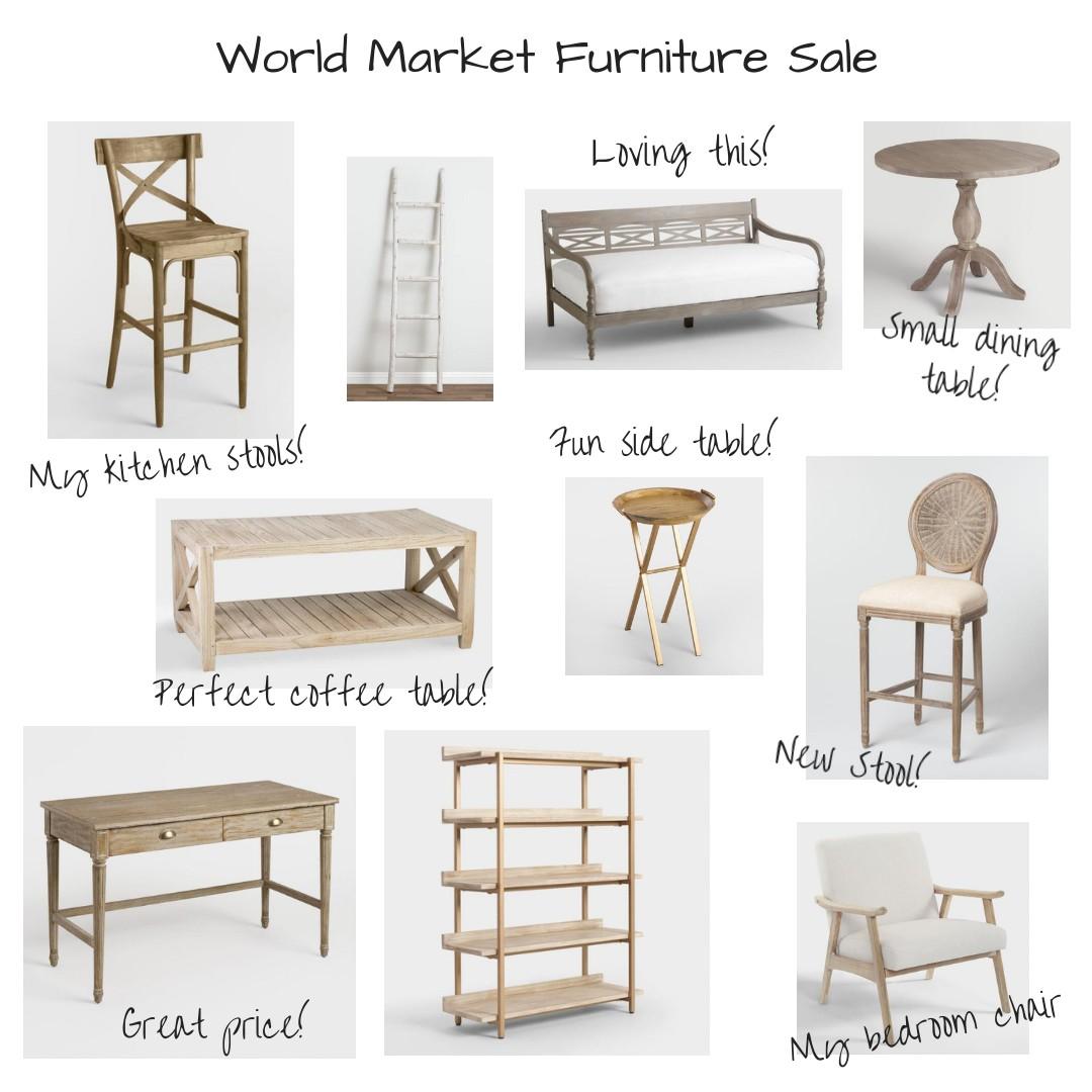 Admirable World Market Furniture Sale Life On Cedar Lane Ncnpc Chair Design For Home Ncnpcorg